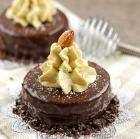 巧克力杏仁蛋糕的做法