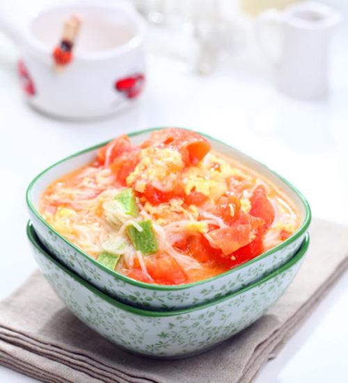 开胃面食早餐 西红柿鸡蛋热汤面的做法图解,如何做,西红柿鸡蛋热汤面怎么做好吃