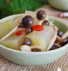 蟹味菇烧冬瓜的做法