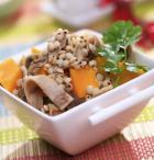 南瓜猪肚汤的做法