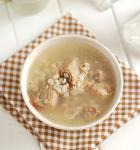薏米排骨汤的做法