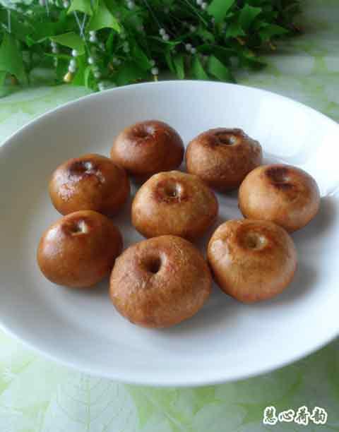 第7步寿阳敬供老寿星的油柿子的家常做法图片步骤