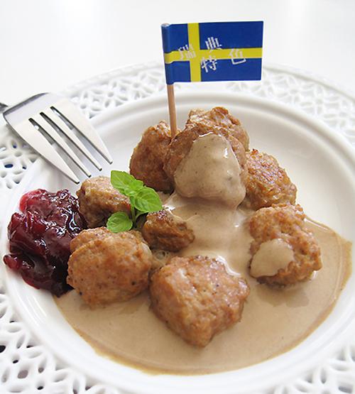 瑞典肉丸的做法