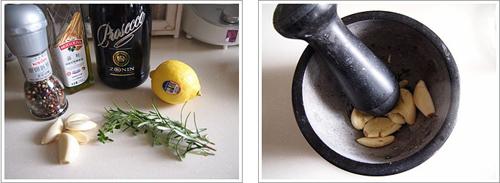 第3步烤澳洲去骨网纹羊腿的家常做法图片步骤