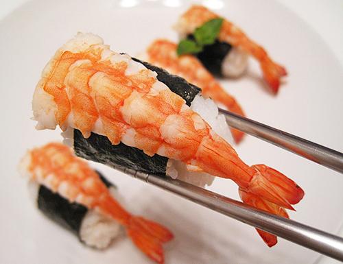 第4步海鲜寿司的家常做法图片步骤