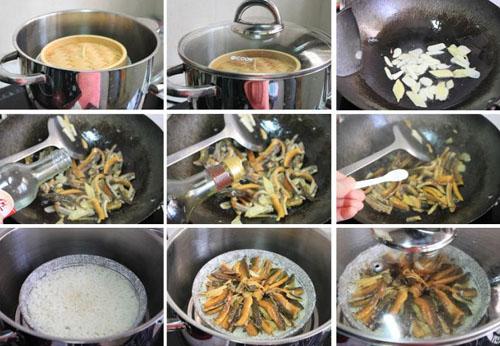 第3步精制私房黄鳝饭的家常做法图片步骤