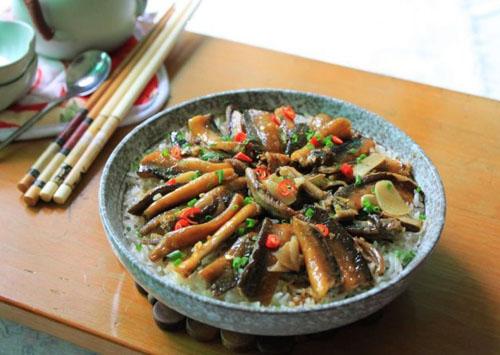 第4步精制私房黄鳝饭的家常做法图片步骤