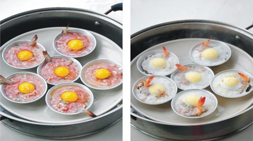 第5步肉蛋大虾的家常做法图片步骤