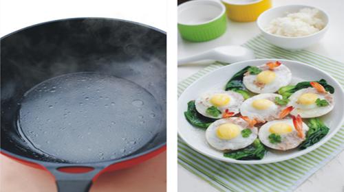 第6步肉蛋大虾的家常做法图片步骤