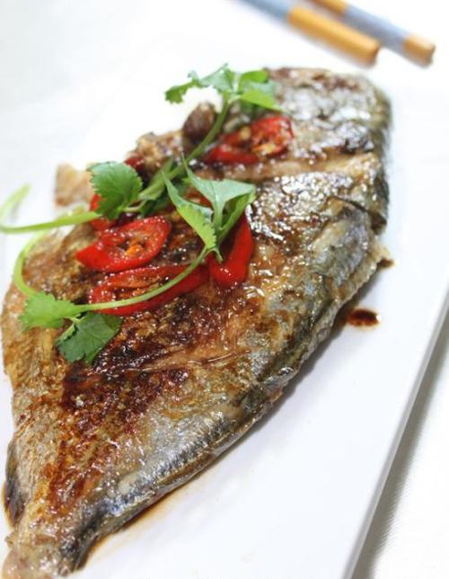 让你流口水的下饭菜 醋烧银仓鱼的做法图解,如何做,醋烧银仓鱼怎么做好吃