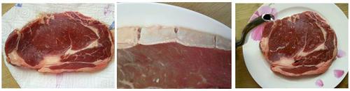 第6步让人流口水的软嫩多汁的牛扒的家常做法图片步骤