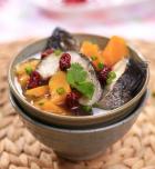 红枣黑鱼南瓜汤的做法