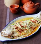 清蒸葱油黄花鱼的做法