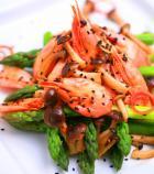 蟹味北极虾的做法
