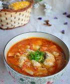 酸爽开胃的水煮番茄鱼的做法图解,如何做,水煮番茄鱼怎么做好吃