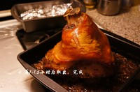 传说中的德国原配方——Schweinshaxe (德式烤猪肘)的做法图片步骤6