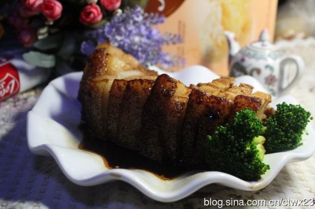 走油肉的做法,怎么做,走油肉如何做好吃详细步骤图解
