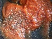 茄汁猪扒的做法图片步骤8