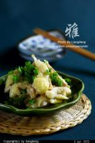 宴客菜葱油白切鸡的做法,怎么做,葱油白切鸡如何做好吃详细步骤图解