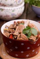 麻辣羊排锅的做法