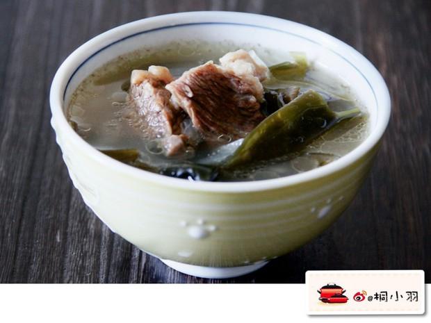 夏季去火煲汤 牛肉海带汤的做法_怎么做,牛肉海带汤如何做好吃详细步骤图解