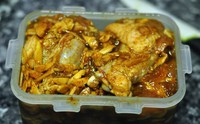 泰式香茅鸡的做法图片步骤1