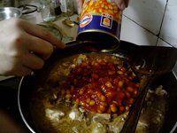 茄汁黄豆排骨饭的做法图片步骤7
