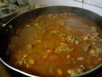 茄汁黄豆排骨饭的做法图片步骤9