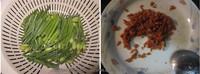 虾米韭菜花的做法图片步骤1