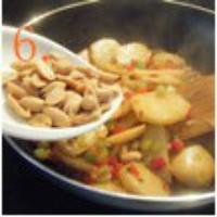 鱼香土豆的做法图片步骤12