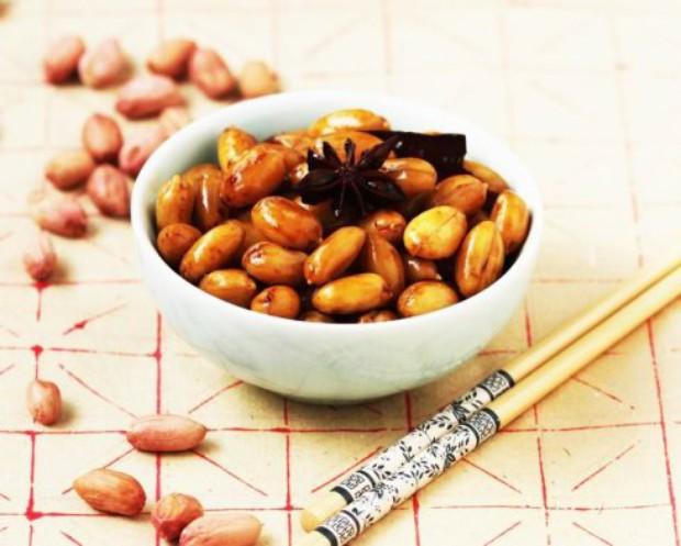 快手下酒菜 酱花生米的做法,怎么做,酱花生米如何做好吃详细步骤图解