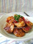 辣炒虾仁的做法,怎么做,辣炒虾仁如何做好吃详细步骤图解
