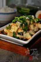 香辣嫩豆腐的做法