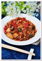 南昌家乡豆腐干的做法