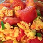 鸡蛋炒西红柿的做法