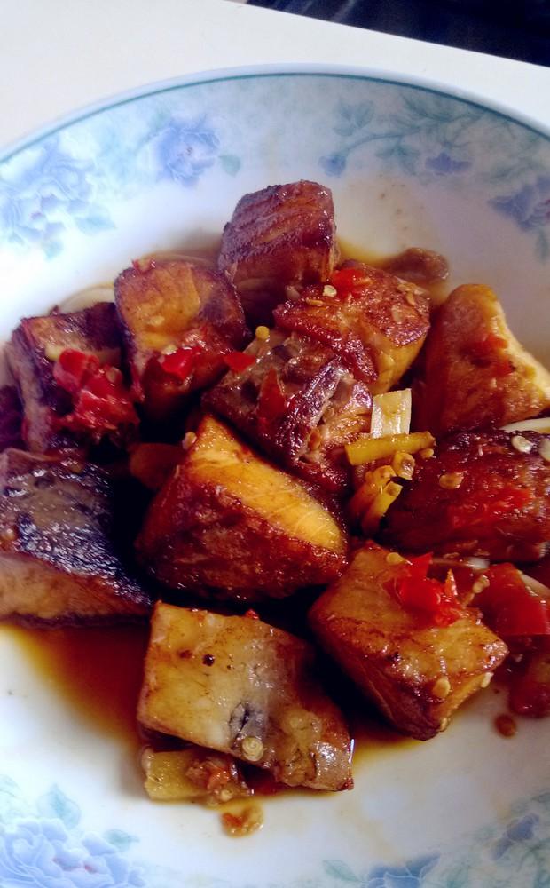家常红烧鱼块的做法,怎么做,家常红烧鱼块如何做好吃详细步骤图解