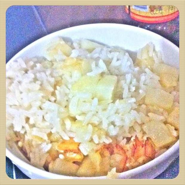家常土豆饭的做法