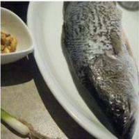香辣豆豉蒸鱼的做法图片步骤1