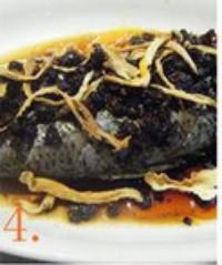 香辣豆豉蒸鱼的做法图片步骤4