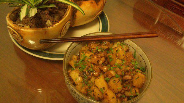 豆烧肉的做法,怎么做,梅菜土豆烧肉如何做好吃详细步骤图解