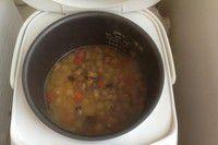 香菇土豆焖饭(电饭煲版)的做法图片步骤5