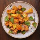 菠萝咕咾豆腐的做法