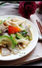 平菇炒鲜蔬的做法
