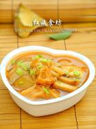 蕃茄蔬菜暖身汤的做法