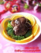 蚝油香菇西兰花的做法,怎么做,蚝油香菇西兰花如何做好吃详细步骤图解