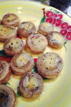芝士烤蘑菇的做法