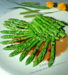 蚝油芦笋的做法
