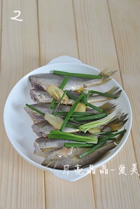 酥炸小黄鱼的做法图片步骤2