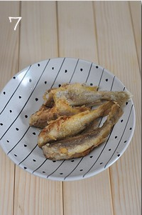 酥炸小黄鱼的做法图片步骤7