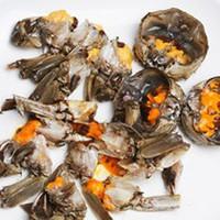 麻辣砂锅螃蟹的做法图片步骤1